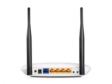 TP-LINK TL-WR841N Wlan-N-Router 4-Port-Switch